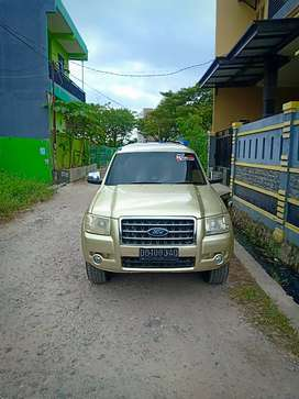 Ford everest tdci 4x4