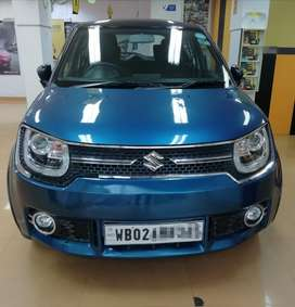 Maruti Suzuki Ignis 1.2 Alpha, 2018, Petrol
