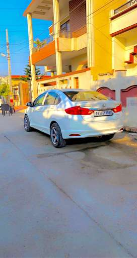Honda City 2014 Diesel Well Maintained