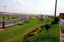 Top city 5 Marla Commercial Plot For Sale