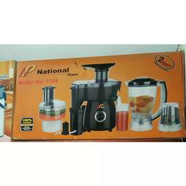 Food factory of National company. Life time warranty. 5 pieces