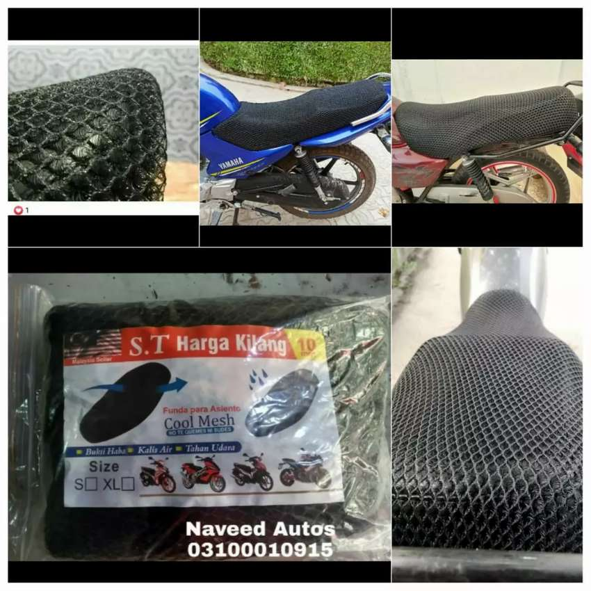 Seat cover head proof water proof Malaysia quality