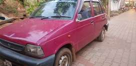 Maruthi Suzuki 800 good condition