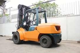 Toyota 5 ton Diesel Forklfit ( Bekas )
