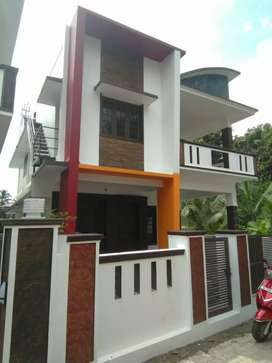 3 bhk 1800 sqft 4 cent new build house at kalamassery near kombara