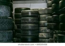 20% Used Second Hand Tyres For All Vehicles Available.