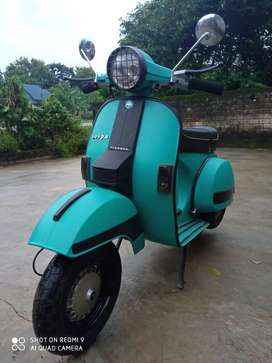 Vespa PX look New PX