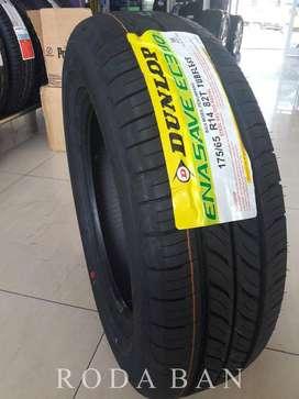 PROMO Dunlop Enasave EC300 175/65 R14 Ban Mobil Calya Sigra Brio Agya