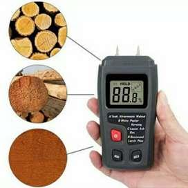 Alat ukur kelembaban kayu digital wood moisture meter