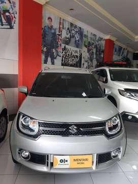 Suzuki Ignis Tipe GX Matic 2017 Istimewa