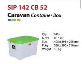 Box container 52