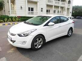 Hyundai New Elantra, 2012, Petrol