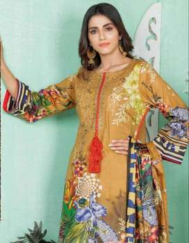 SIGNATURE SERIES LAWN EMBROIDERED COLLECTION ORIGINAL