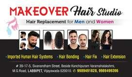 Makeover hair studio