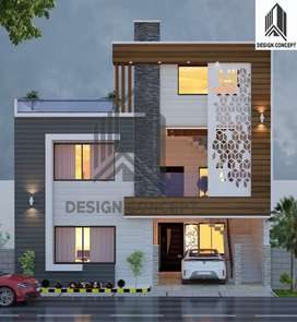 Architect here Design your house & Commercial buildings