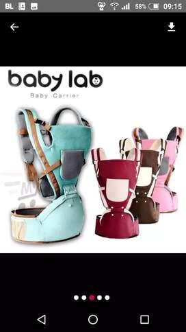 gendongan bayi baby lab