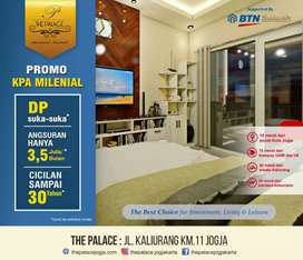 Promo Inveatasi 1001 ! Apartemen The Palace Yogyakarta dalam kota