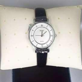 SKMEI 1330 Silver Women ORIGINAL waterresist jam tangan malang