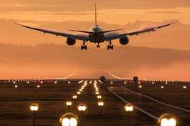 Urgent hiring In airlines for full time job on roll vacancy  Required