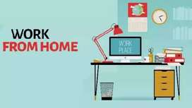 Home based Part time Job. Earn weekly Rs.10000/-