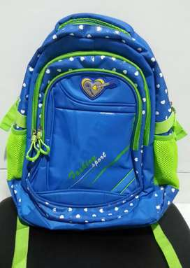 Tas ransel/backpack anak Siver Girl by Alto