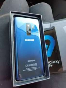 # Galaxy model new phone selling s9plus sell with bill box warranty