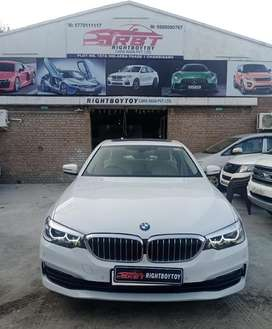 BMW 5 Series 520d Modern Line, 2019, Diesel