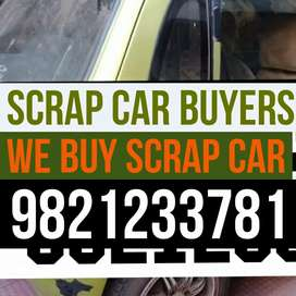 Burnneddd scrappp carr buyer in mumbai