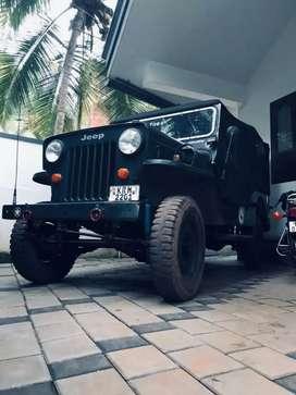Mahindra 500d Full Open Jeep