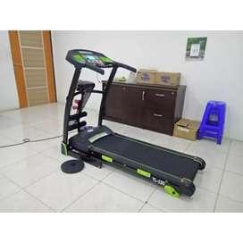 treadmill elektrik Tl-130 new incline J-402 alat fitnes jakarta