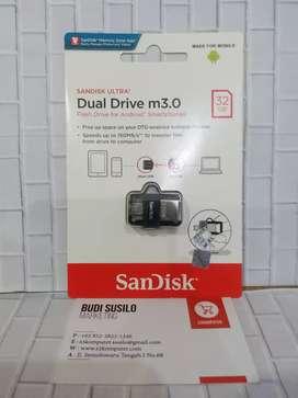 Flashdisk Otg SANDISK 32gb usb 3.0