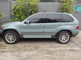 BMW X5  executive 2001 AT istimewa no mall function siap pakai no PR