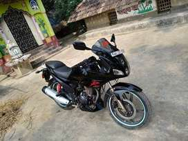 Karizma r good condition and all documents clear