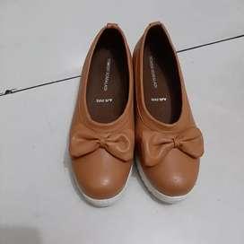 Sepatu wanita sepatu cewek wedges heels sepatu sport sepatu murah