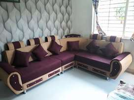 Brand New Corner Sofa Real price Avai