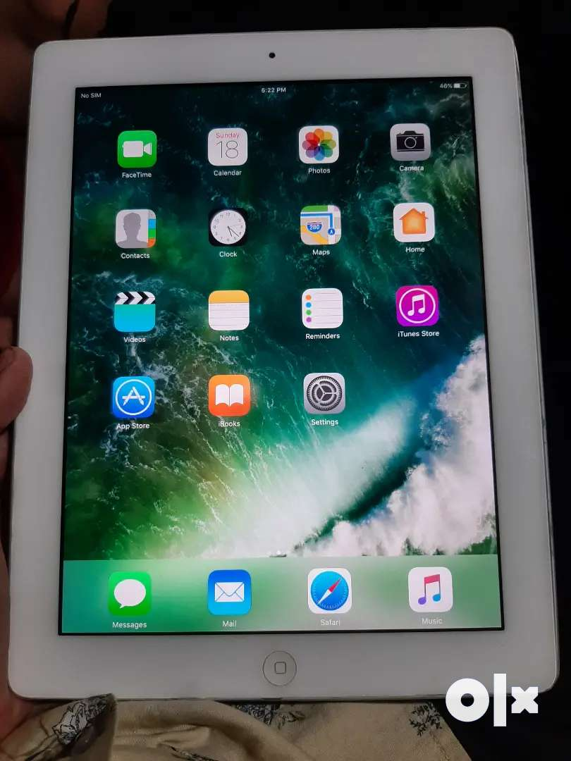 Ipad 32 gb all original wifi and sim v chldi aa