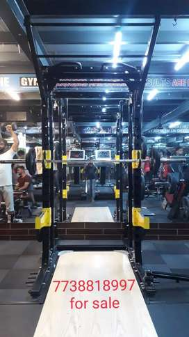 Imported gym equipment sale
