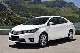 Rent A Car With Driver Available