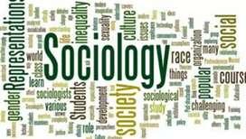 Teaching sociology(class 11-12)