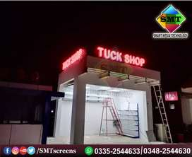 LED Sign Board & Display Board Update Technology