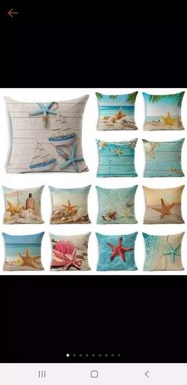 Ready stock cushion cover 3D import/sarung bantal sofa kekinian