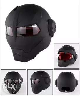 Helmet Evil Graphic Design