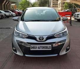 Toyota Yaris, 2018, Petrol