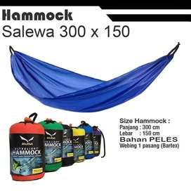 Hammock/ayunan  parasut 300 x 150 cm