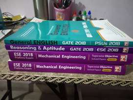 Made easy Ese books for Mechanical Engg