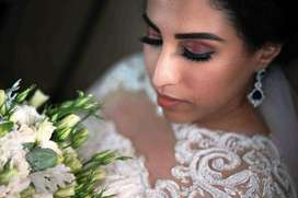 Christian Bridal Makeup by FacePalette International Certified Artists