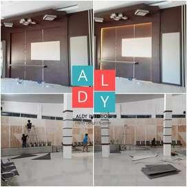 HPL | Wallpaper | Vinyl Flooring dan Pemasangan