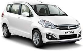 Ertiga Outstation Private Car services
