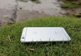 I phon 6 s 64  silver