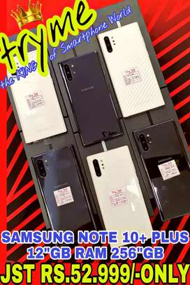 TRYME 12Gb RAM/256Gb NOTE 10+ Samsung Full Kit Box